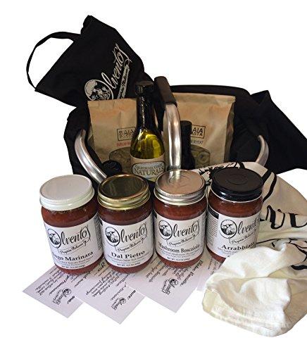 Ilvento's Proprio Italiano Gioa di Cucina Deluxe Gift Basket (Heirloom Gravy)