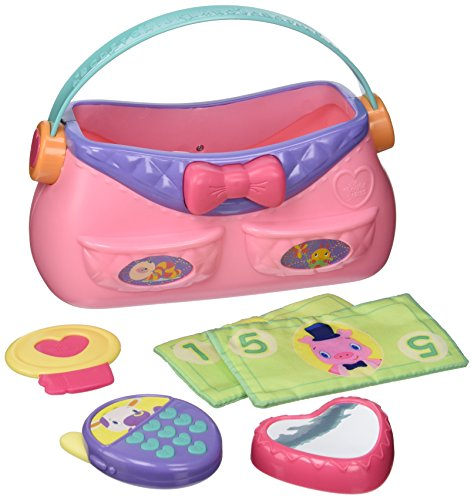 Bright Starts Pretty in Pink Put and Take Purse by Bright Starts