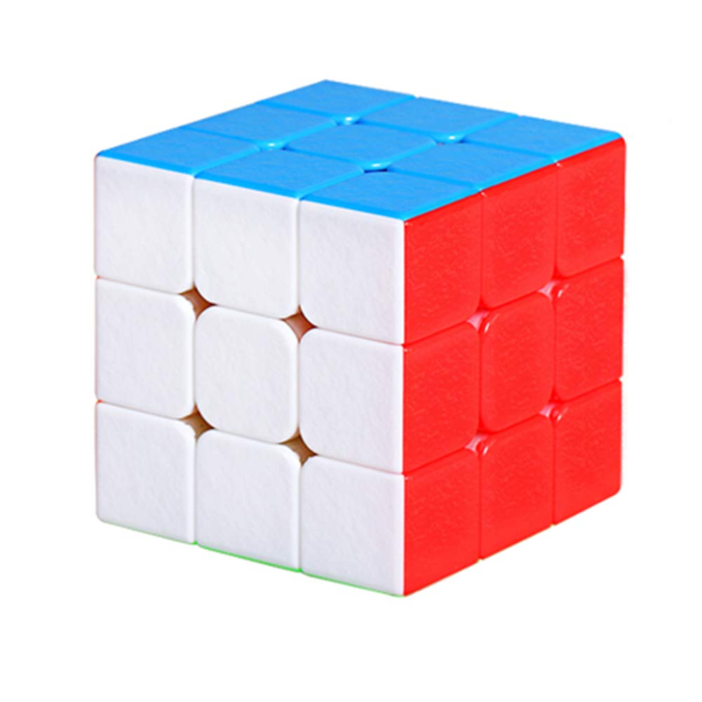 JIAAE 3X3 Rubik's Cube Magnetic Positioning Professional Competition Rubik Children Puzzle Toy