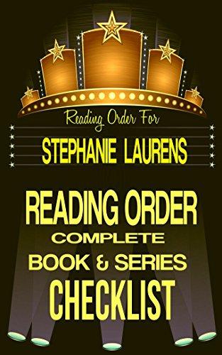 stephanie laurens cynster series list