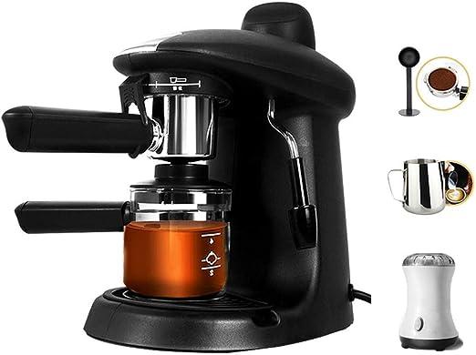 KaiKai Máquina de café Expresso, 5 Bomba de presión Bares, 730W ...