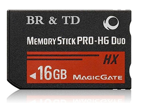 BR & TD 16GB PRO-HG Duo HX Memory Stick MSHX16A by BR & TD