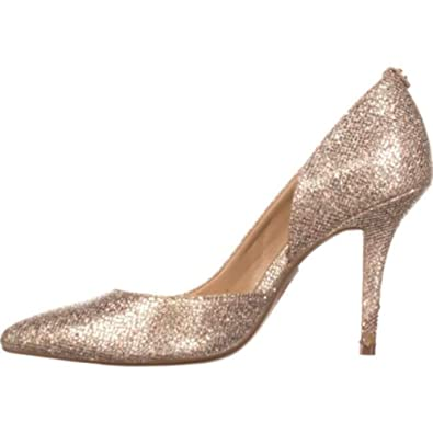 4f4f73dcc58 Amazon.com | Michael Kors Womens Nathalie Flex High Pump, Glitter ...