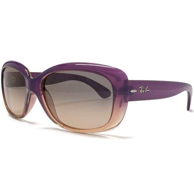 Ray-Ban RB4101 Jackie Ohh - Gafas de sol para mujer 1b55a7bd9e1b