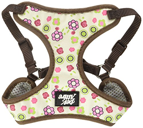 Pet Attire Adjustable Designer Wrap Harness, 3/8'' by Pet Attire®