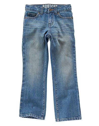 Kids Medium Wash - Crazy 8 Big Boys' Kid Boy Medium Wash Bootcut Jeans, Medium Wash, 14