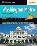 img - for Washington D.C. Metro Atlas (Adc the Map People Washington D.C. Street Map Book) book / textbook / text book