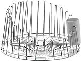 Alessi APD04 a Tempo Dish Drainer, Silver