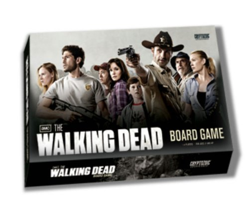 The Walking Dead TV Board (Party City Walking Dead)