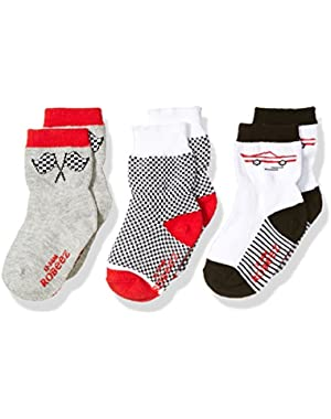 Little Boys' 3pk Speedy