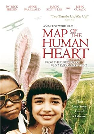 Map Of The Human Heart Amazon.com: Map of the Human Heart: Jason Scott Lee, Anne