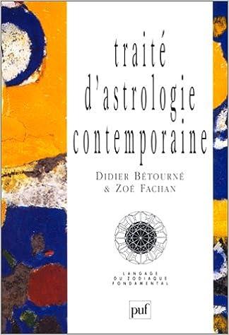 Ebooks pour mobiles télécharger Traité d astrologie contemporaine PDF DJVU  FB2 2130432816 895c9cc3304a