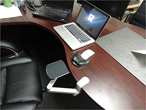 Armrest desk /& computer accessories pc arm rest supporter work office-home