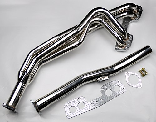 (Toyota Celica Pickup Hilux 75-80 2.2L Stainless Race Manifold Header & Down pipe)