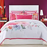 Comforter Sets on Sale Christian Siriano Bold Floral King 3 Piece Comforter Set