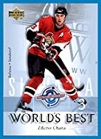 2004-05 Upper Deck World's Best #WB20 Zdeno Chara ottawa senators
