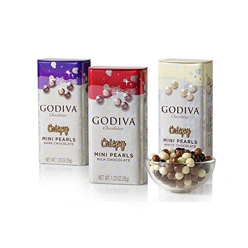 Godiva Chocolatier Crispy Pearls Candy
