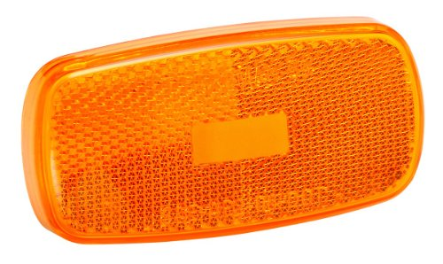 Bargman 34-59-012 #59 Series Amber Clearance Light Replacement - Lenses And Light