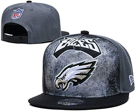 Jin JinangSales Gray Snapback Hat Flat Visor Hip Hop Adjustable Cap