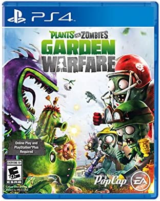 Amazon.com: Plants vs Zombies Garden Warfare(Online Play Required ...