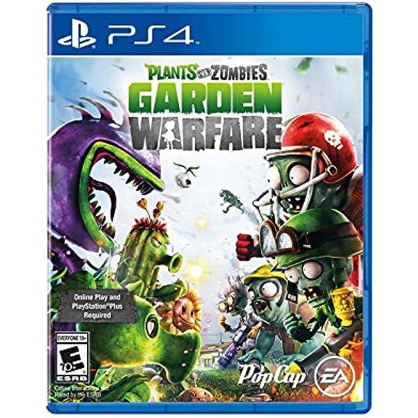 Electronic Arts Plants vs Zombies Garden Warfare PS4 - Juego ...