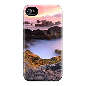 Protection Cases For Iphone 6plus / Cases Covers For Iphone(rocky Shore In The Azore Isls Portugal)