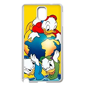 Donald Duck Samsung Galaxy Note 3 Cell Phone Case White 05Go-211763