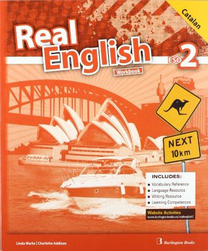 Real English, 2 ESO. Workbook