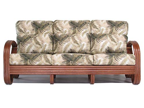 Rattan Living Room Furniture Sofa Couch (#1790AW-MN)