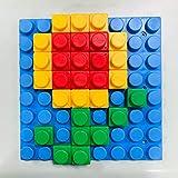 UNiPLAY Soft Building Blocks & Platforms Set