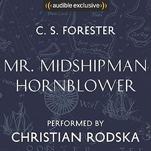 Mr Midshipman Hornblower Audiobook