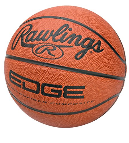 Rawlings Edge Composite Microfiber Official Size Basketball