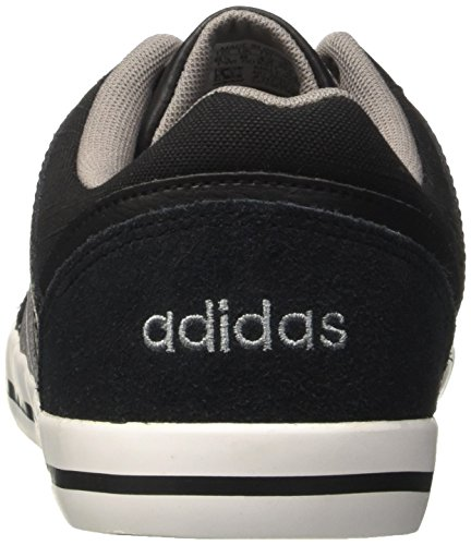 Nero A Black Sneaker grey Three White Uomo Adidas Collo Basso Cacity ftwr core EqYT8A