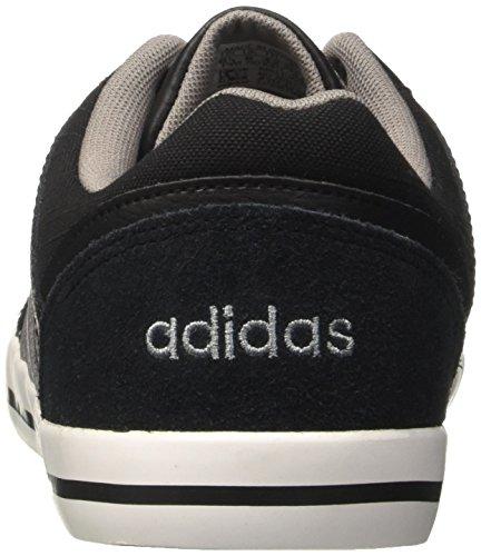 Noir Hommes Cacity Gris De Course Chaussures noir Trois Adidas Blanc ZXtIw