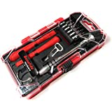Bonafide Hardware - Smart Phone Repair Tool Kit 17 Piece Set Screw Driver Torx Pentalobe Cell Tools