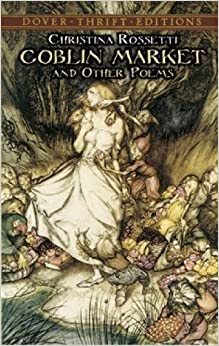 goblin market symbolism Backwards up the mossy glen turned and trooped the goblin men with their shrill repeated cry, come buy, come buy dealing with goblins is always a struggle with temptation, leading through the loss of innocence, ultimately revealing the power of sisterhood.