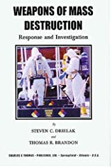 Weapons of Mass Destruction: Response and Investigation Hardcover