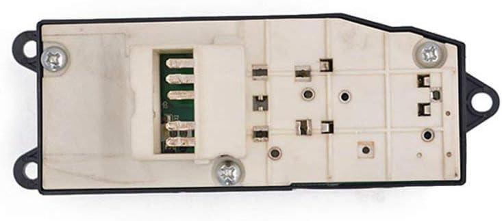 Interrupteur Principal de fen/être 84820-10100 pour Toyota pour Land Cruiser Starlet pour Hilux Noir