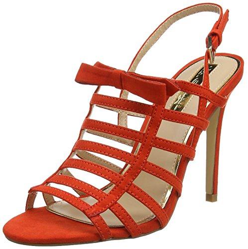 Mujer MISS SELFRIDGE 51c33ured Rojo Red Tacones tt6Cxwq