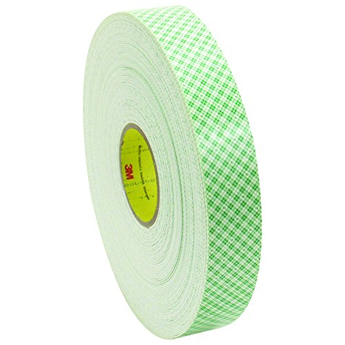 3M Double Sided Foam Tape, 2