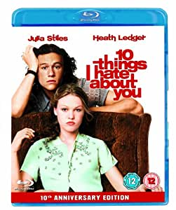 10 Things I Hate About You BD [Reino Unido] [Blu-ray]