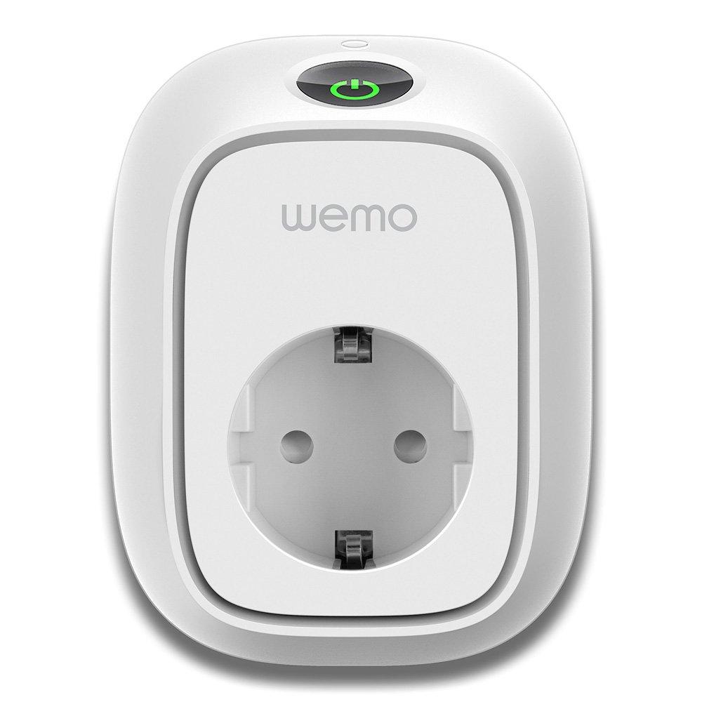 Wemo Insight Switch, Wi-Fi Smart Plug, intelligente Steckdose zum ...