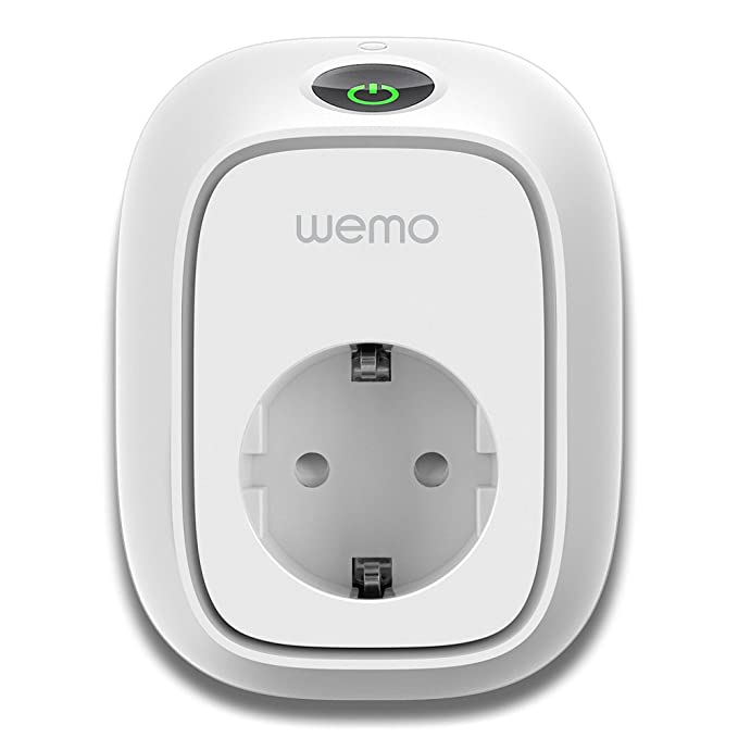 Belkin Switch WeMo Home Automation for iOS and Android devices Switch white - white: Amazon.co.uk: Computers \u0026 Accessories