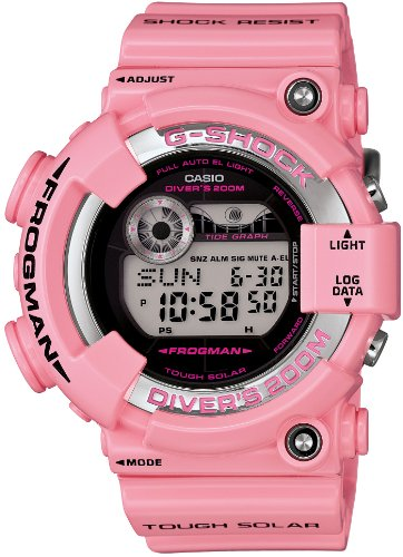 Casio G-shock Frogman Love the Sea and the Earth 2014 Gf-8250k-4jr