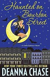 Haunted on Bourbon Street (The Jade Calhoun Series Book 1) (English Edition)