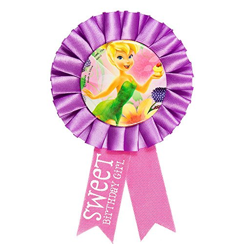 Tink Sweet Treats Birthday Ribbon -