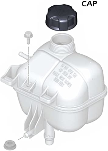 Engine Coolant Recovery Tank Cap-Febi Engine Coolant Reservoir Cap fits Cooper