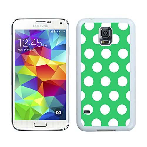 zhuxiuhu-polka-dot-green-and-white-samsung-galaxy-s5-case-white-cover