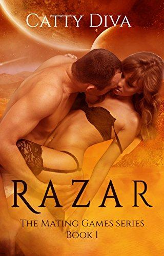 (Razar: An Alien Shape Shifter Romance (The Mating Games series Book)