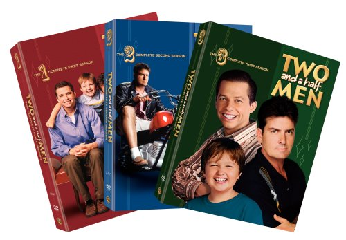 Two and a Half Men: Complete Seasons 1-3